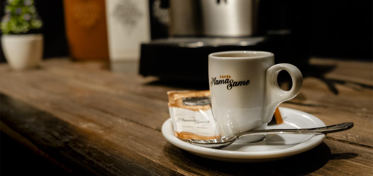 MamaSame en casa | Cafés Mama Same